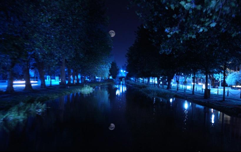 Dublin Grand Canal1moon