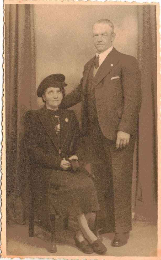 Great Granny&Grampa Smith